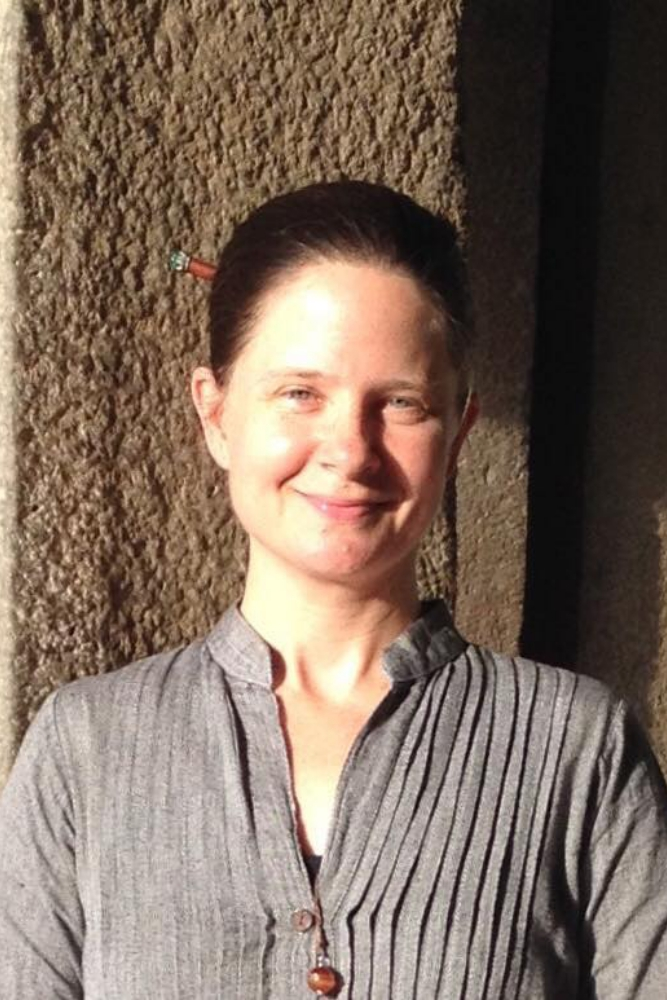 Professor Lara Braitstein from McGill University Montreal, Canada (Indo-Tibetan Buddhism)