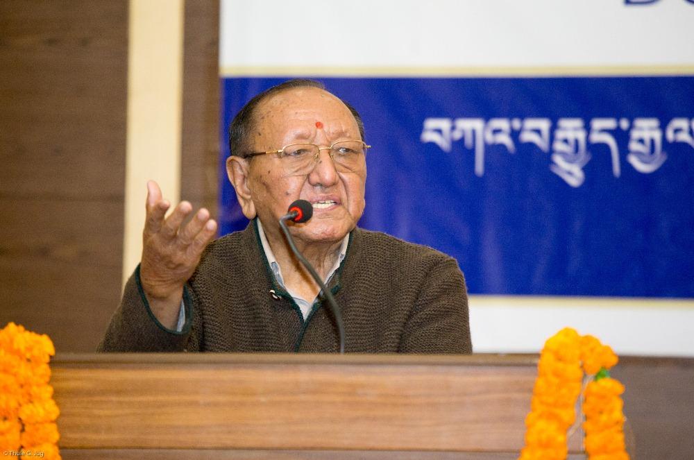 Professor Sempa Dorje
