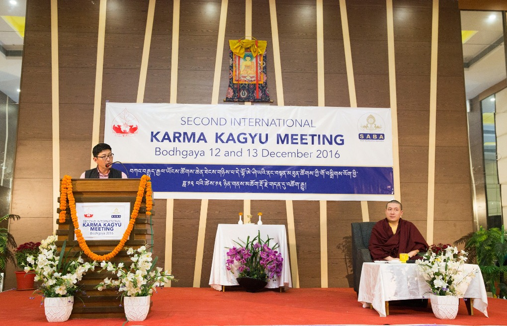 2nd International Karma Kagyu Meeting