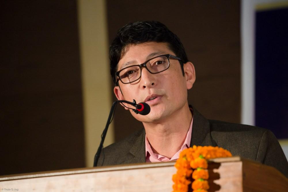 MC Dr. Tsewang Gyatso
