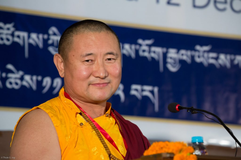 Lama Tsultrim Gyatso Rinpoche, Sweden