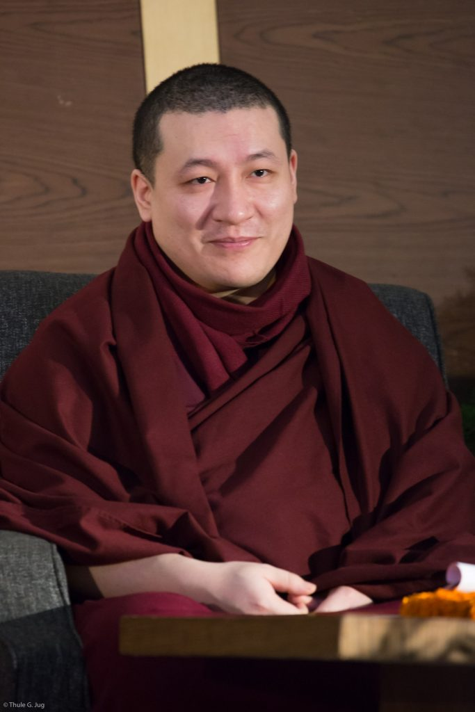 His Holiness Gyalwa Karmapa