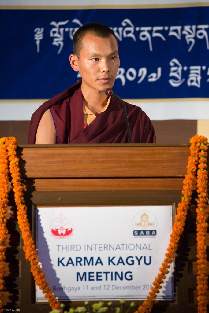 Acharya Tenzin Wangpo